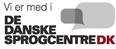 De Danske Sprogcentres logo